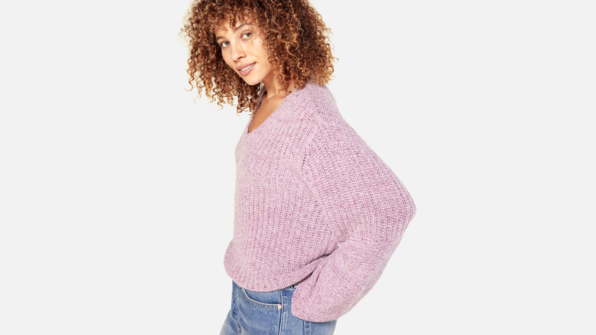Outerknown Jupiter Cashmere Sweater