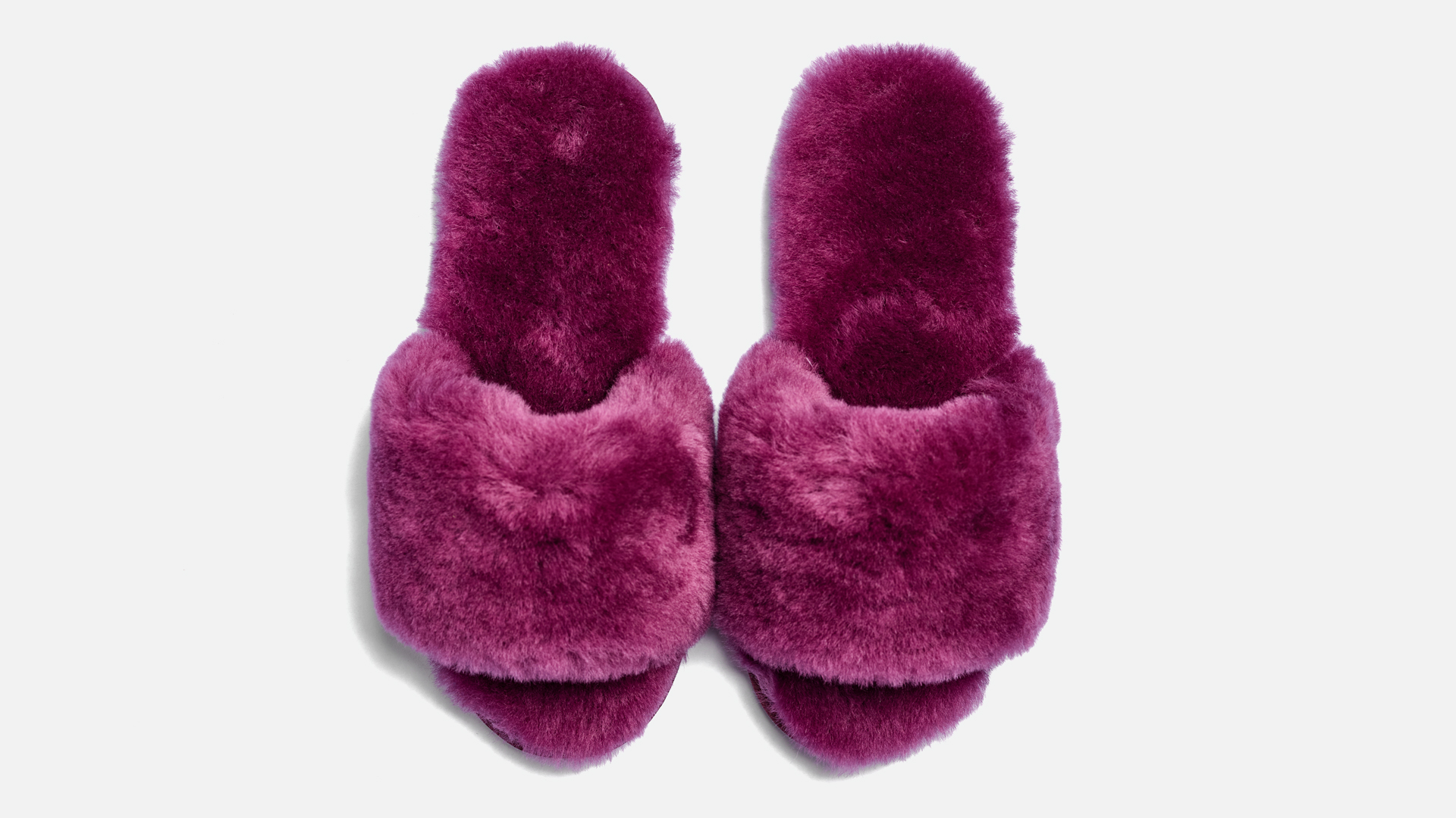 Piglet x WoolOvers Slippers