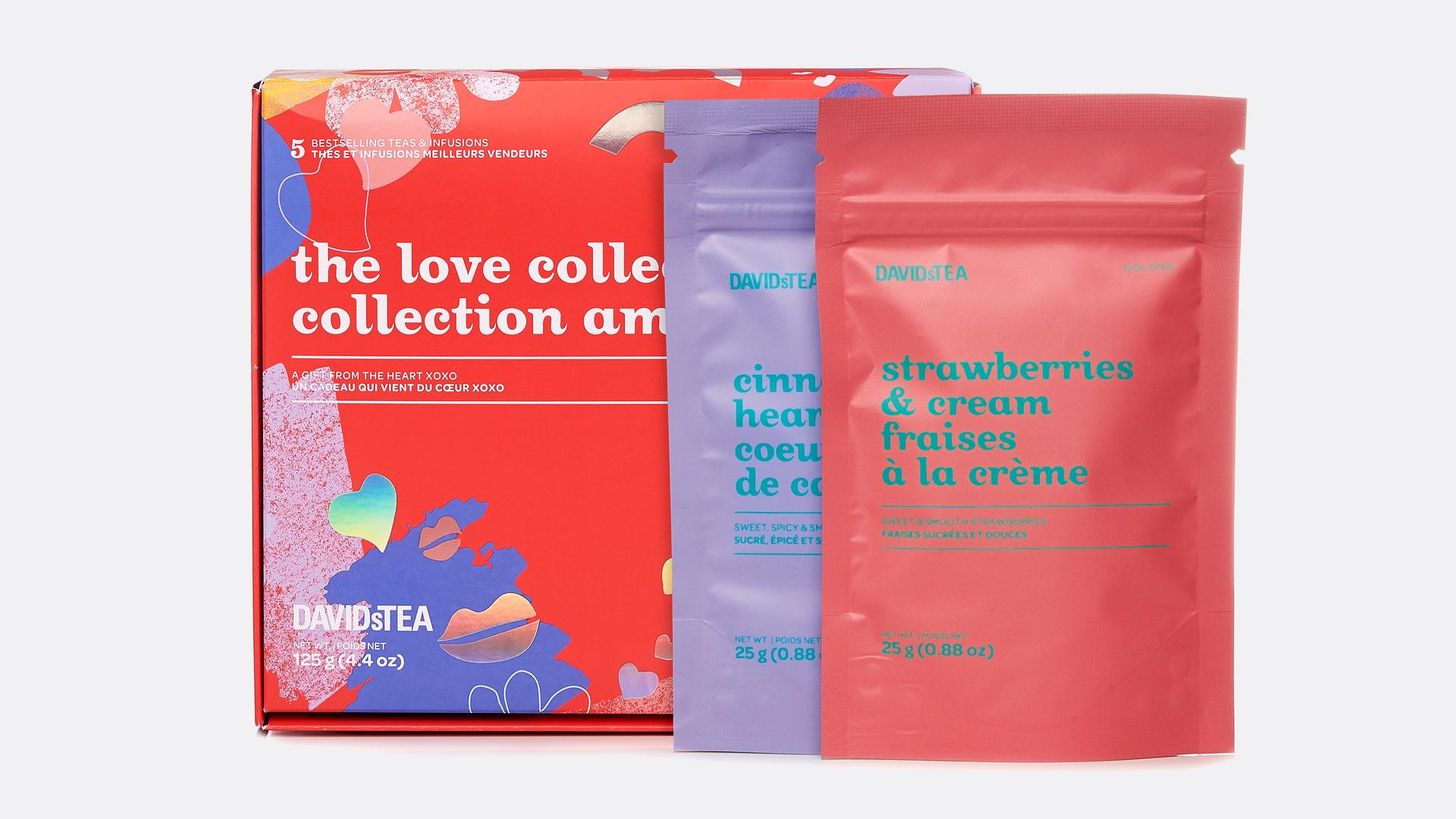 David's Tea Love Collection