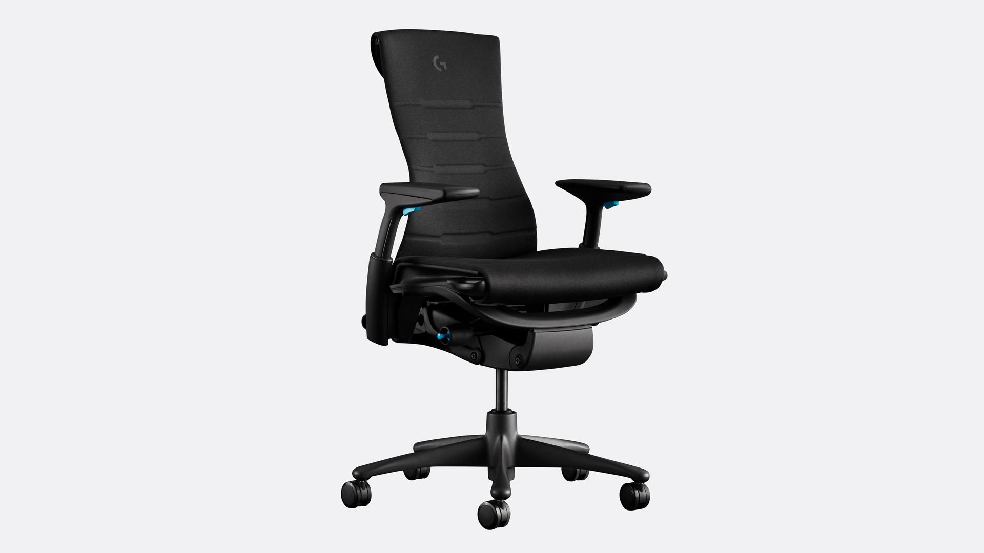 Herman Miller x Logitech Embody Gaming Chair
