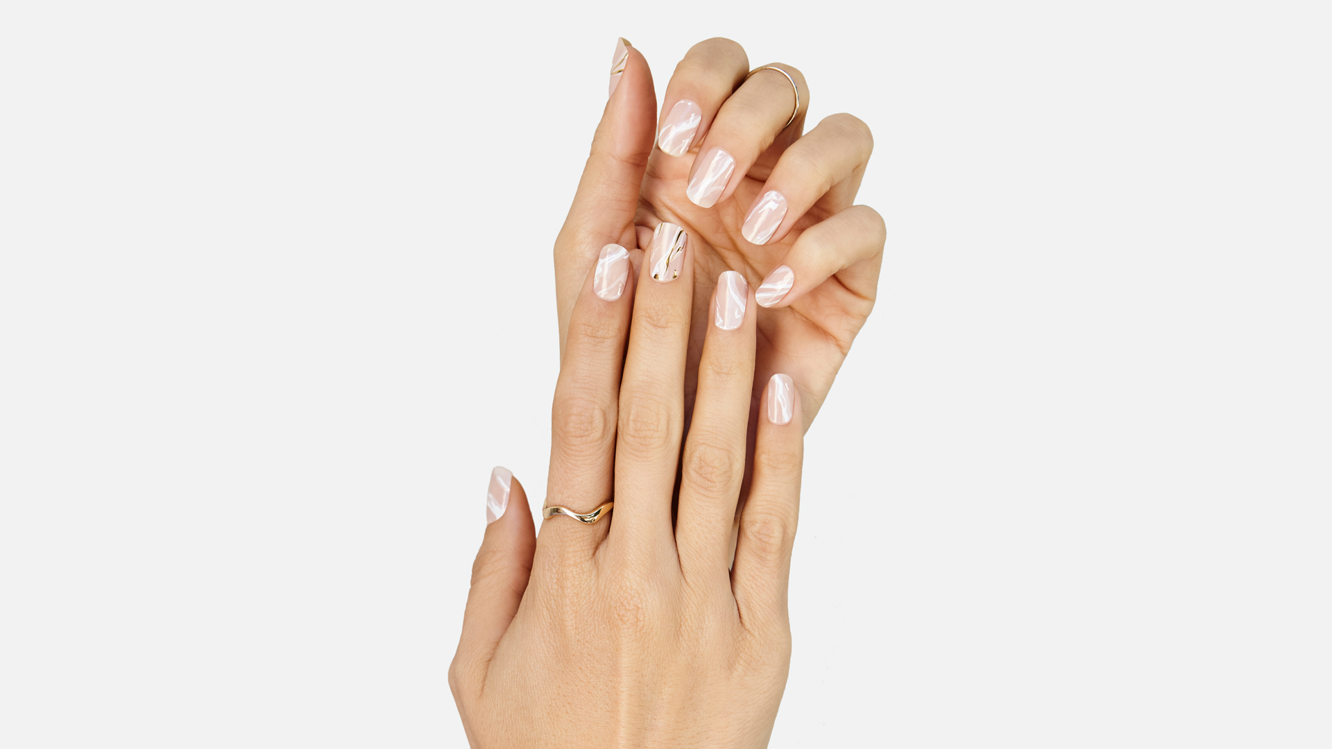 ManiMe custom-fit nail stickers