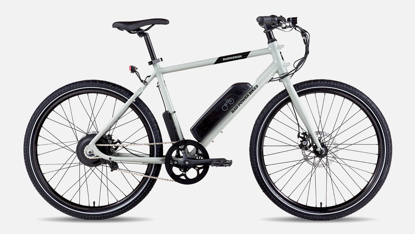 RadMission Electric Metro Bike
