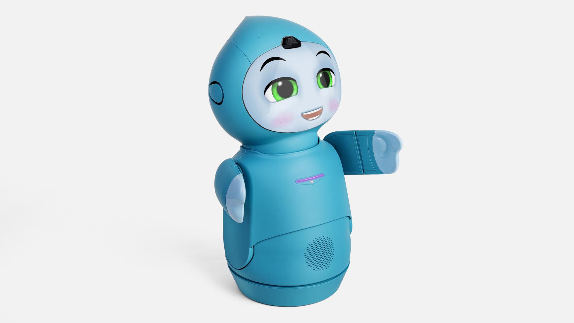 Moxie robot