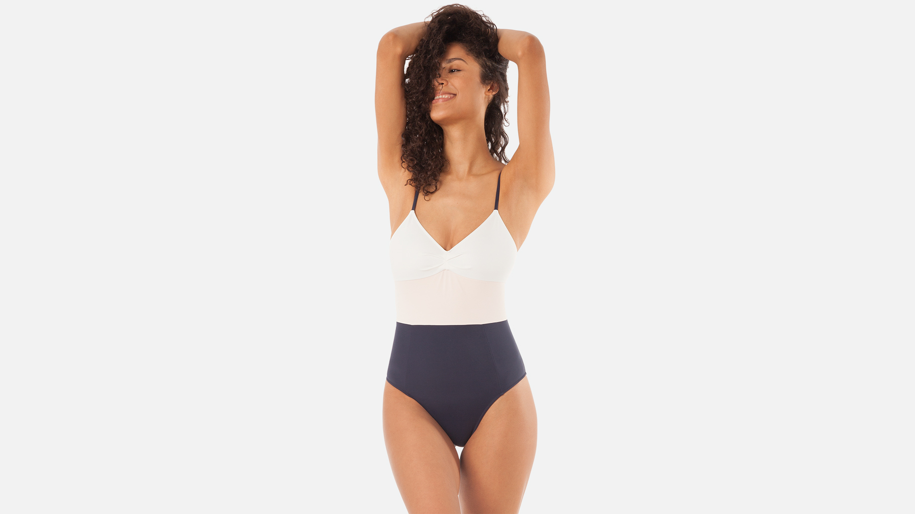 Lively Colorblock One Piece