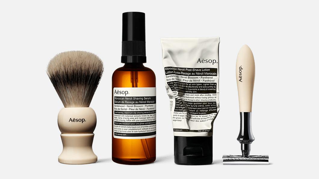 Aesop Complete Shaving Care Kit