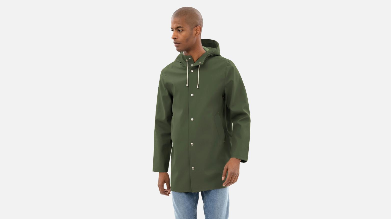 Baxter Wood Trawler Raincoat