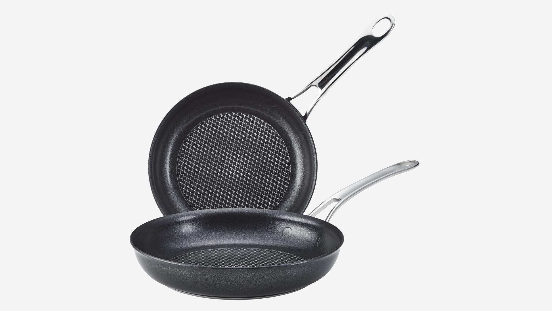 Anolon Non Stick Hybrid Pan Set