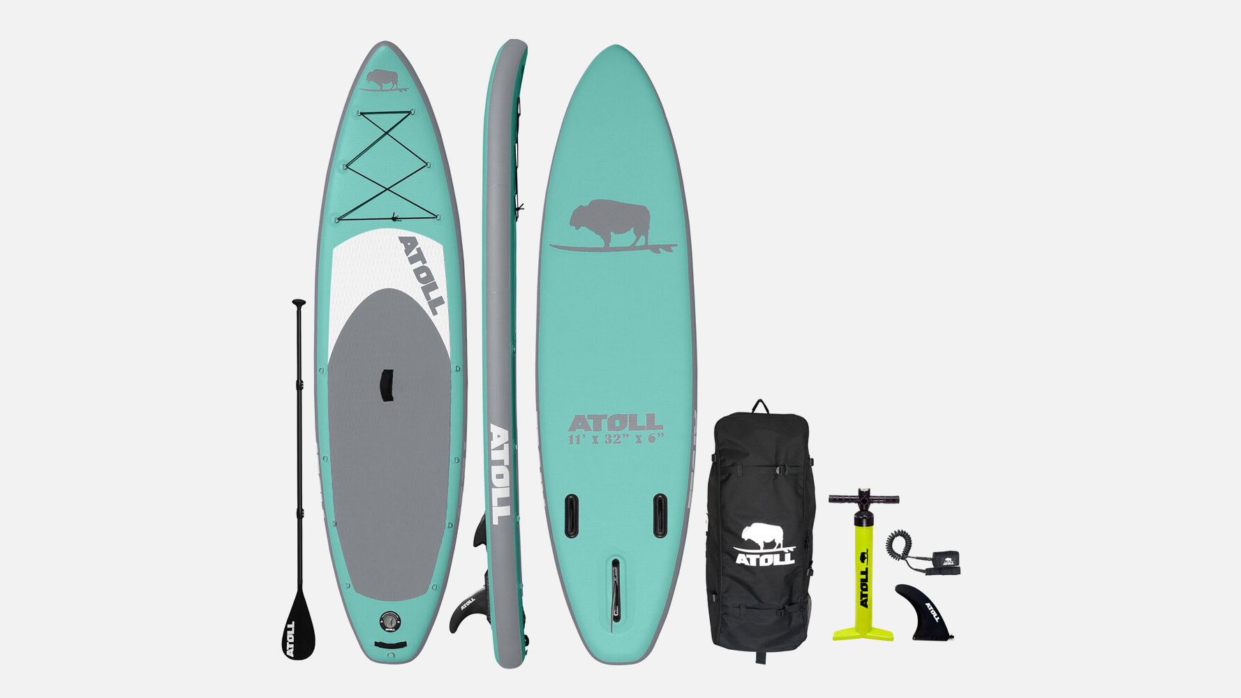 Atoll Inflatable Paddleboard