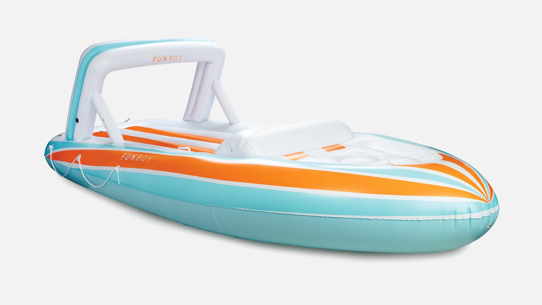 Funboy Mega Yacht