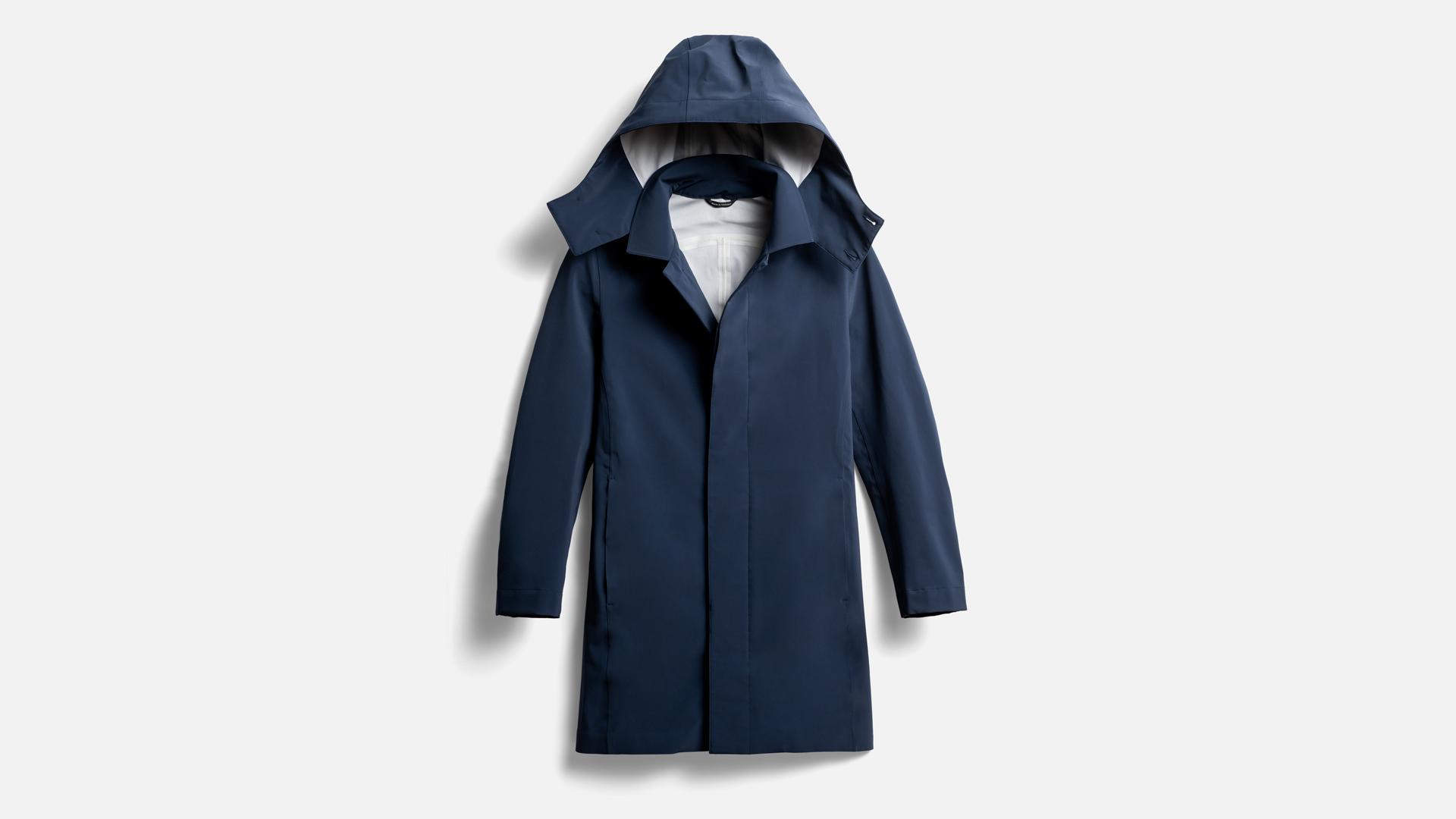 Ministry of Supply Doppler Mac Raincoat