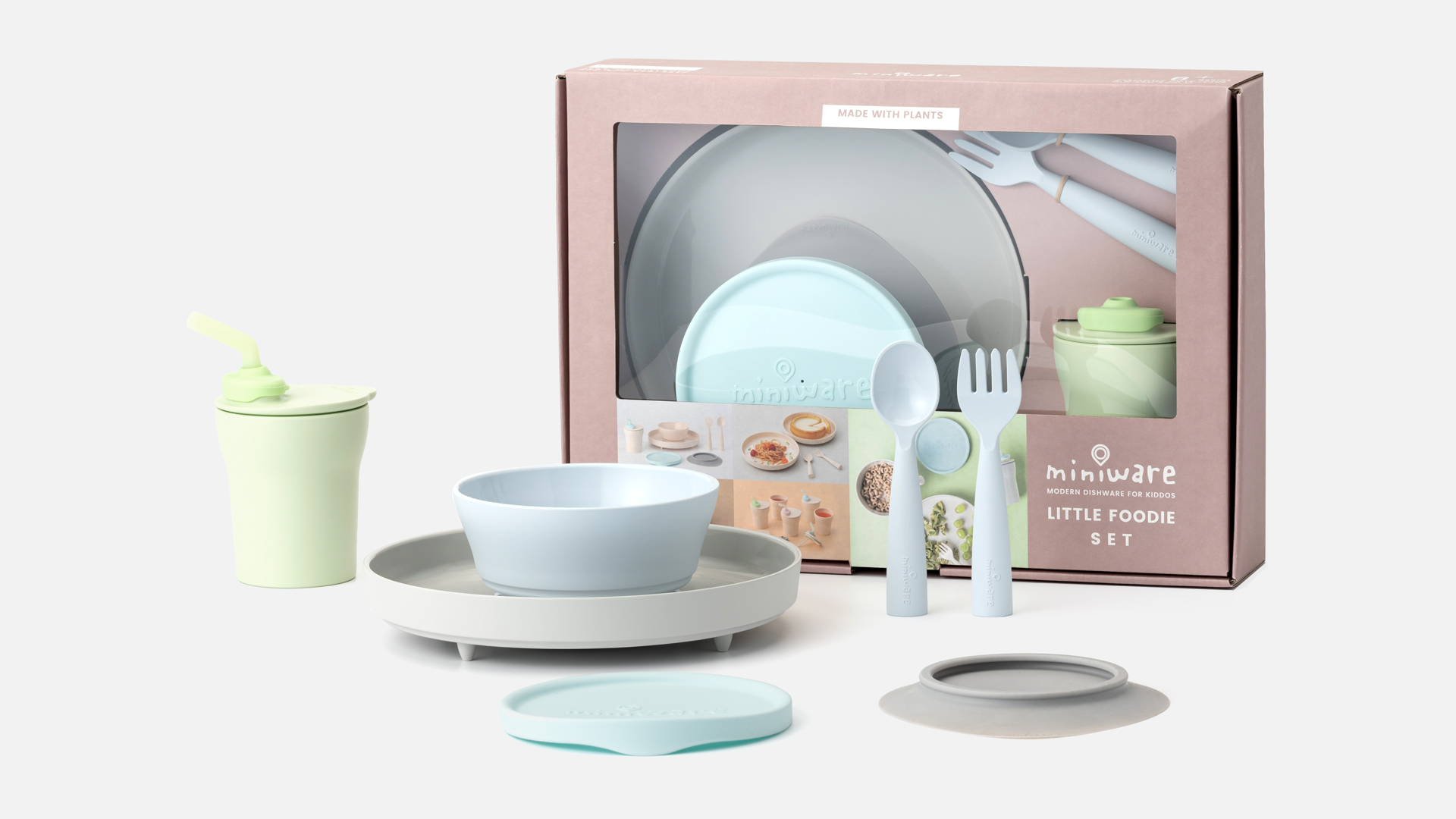 Miniware dining sets
