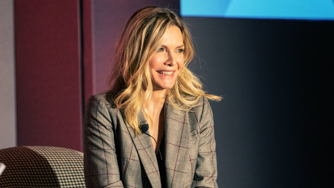 Michelle Pfeiffer , actress, producer, and founder of Henry Rose.
