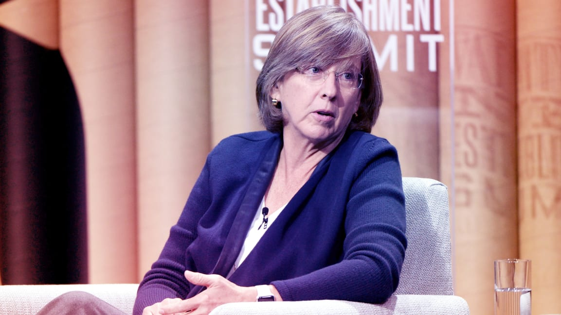 Mary Meeker [Photo: Michael Kovac/Getty Images for Vanity Fair