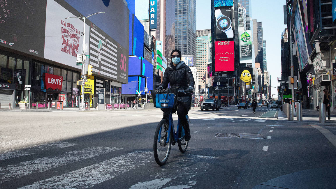 Coronavirus is causing a biking surge—can it last when cities open up again?