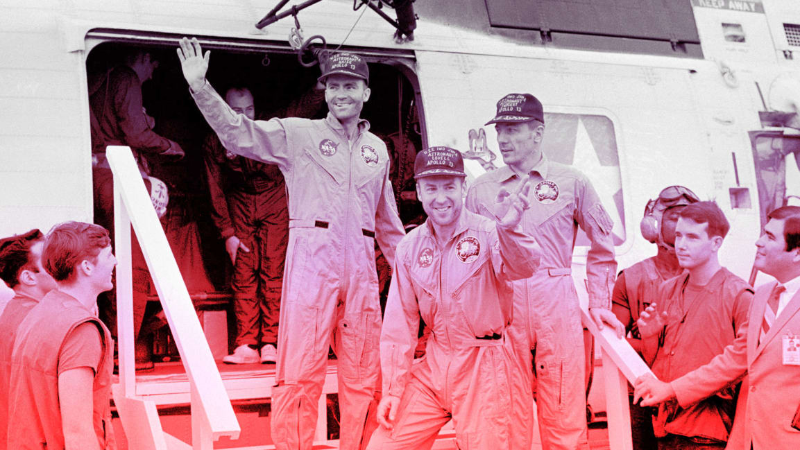 The lesson learned from Apollo 13 story