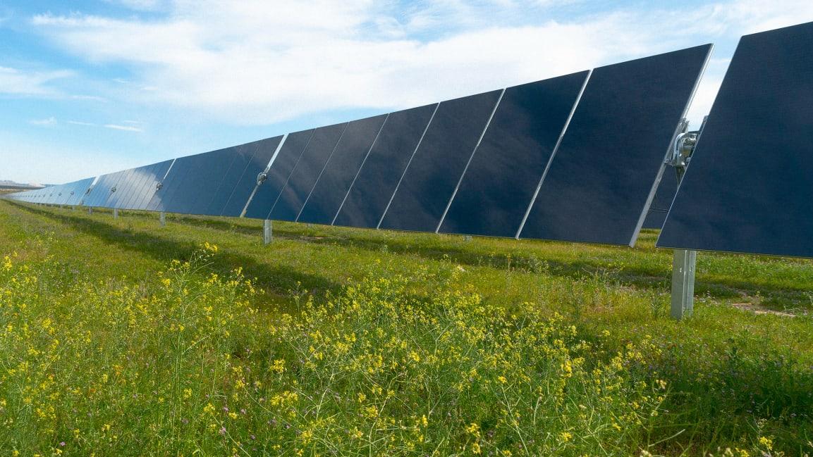 [Photo: First Solar]