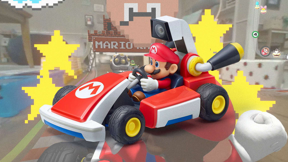 I spent a weekend playing 'Mario Kart Live.' Here's why you should, too