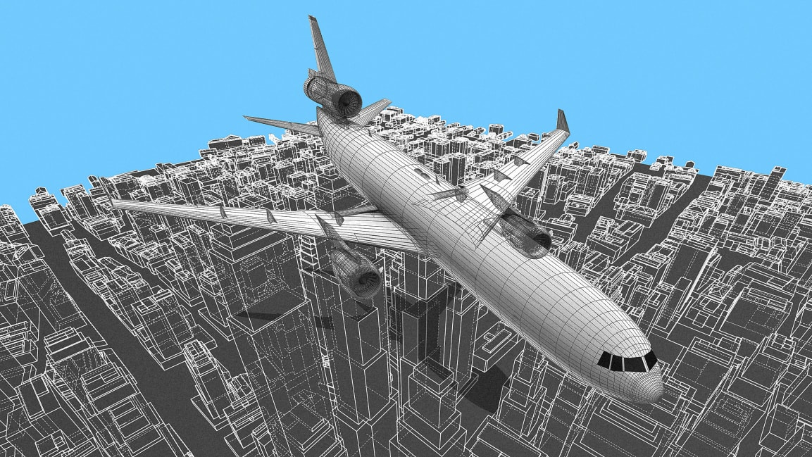 These immersive, virtual 3D models are helping plan the infrastructure of the future