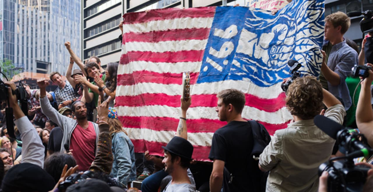The Stealth Leaders Of Occupy Wall Street
