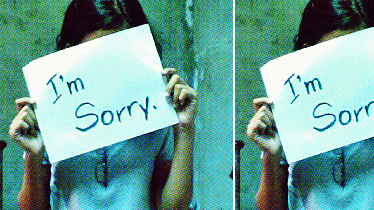 How To Apologize Like You Really Mean It