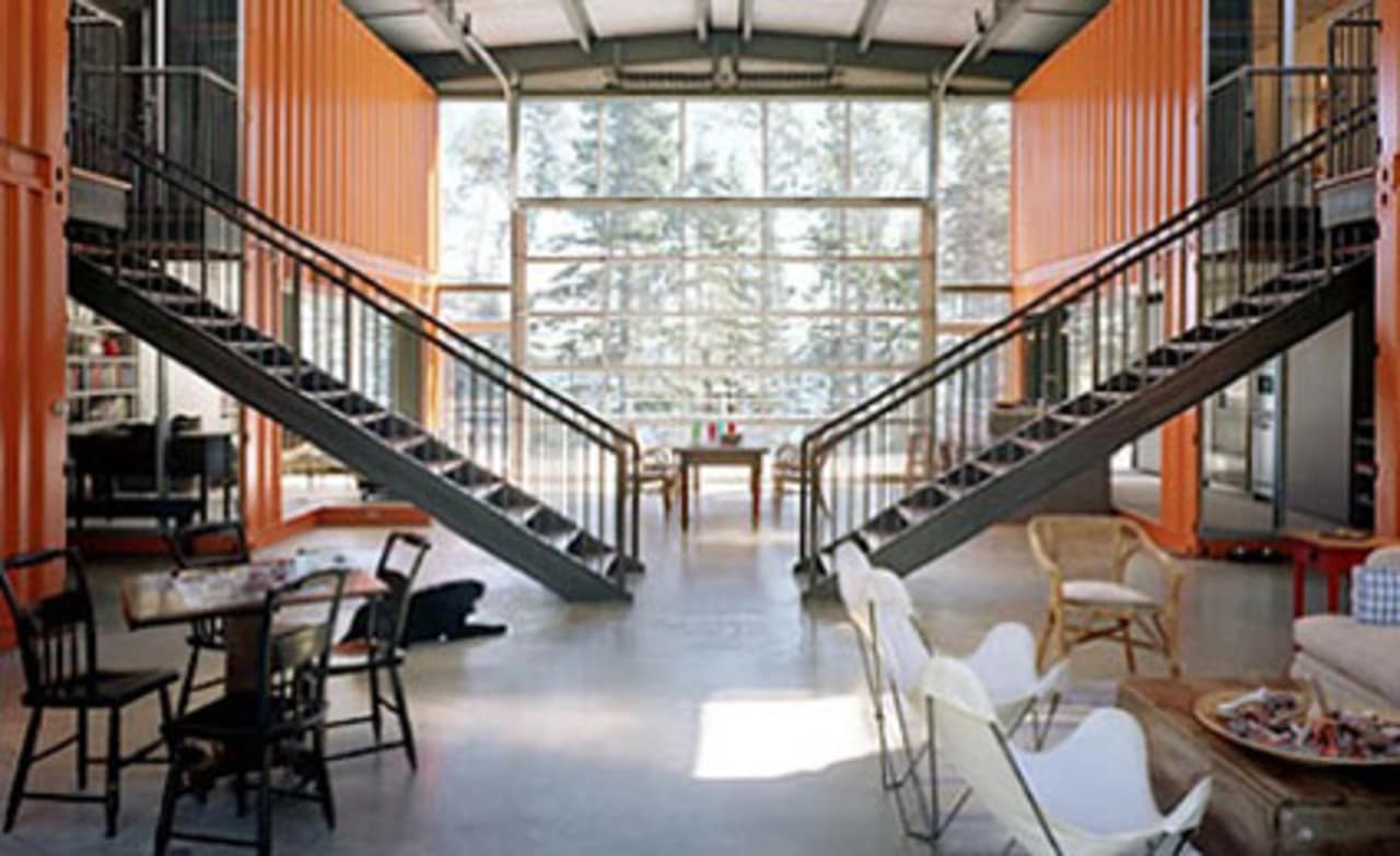 Shipping Container Home Companies Canada