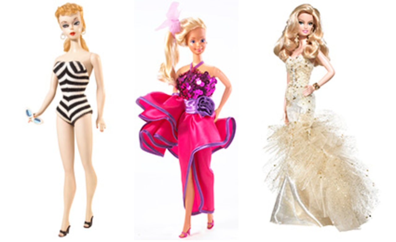 Celebrates barbie 50 years recommendations dress in spring in 2019