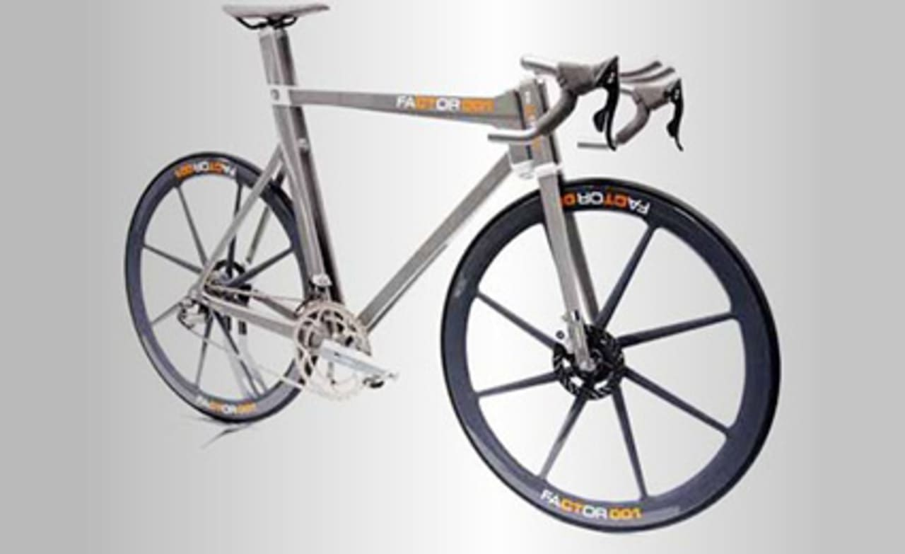 World\'s Most Advanced Bicycle Is Laced With Formula 1 Tech