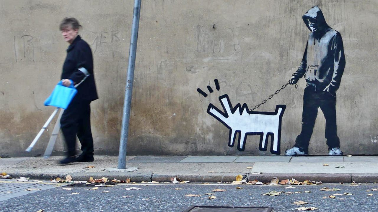 Exit Through The GIF Shop: Banksy Gets Animated