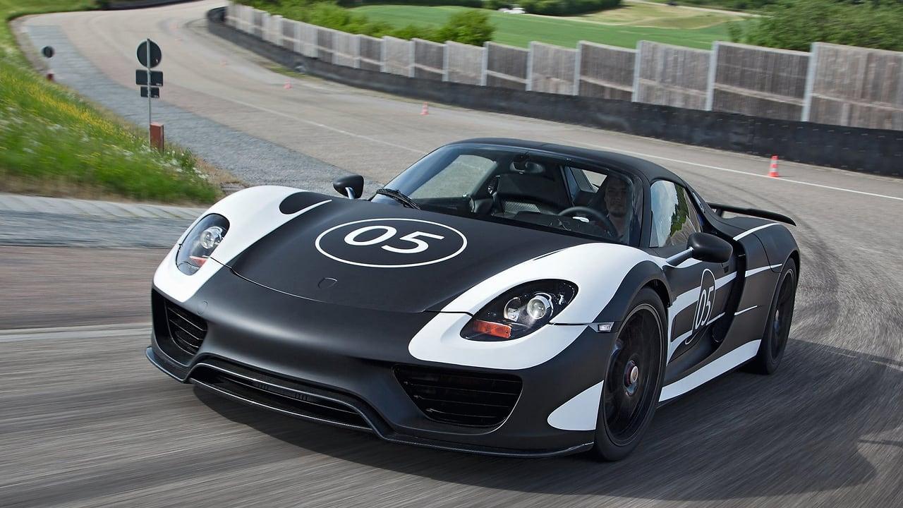 The Plug In Hybrid Of Your Dreams Porsche 918 Spyder Supercar Photos