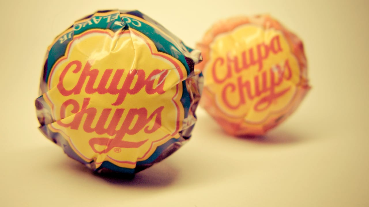 salvador dal237�s real masterpiece the logo for chupa chups