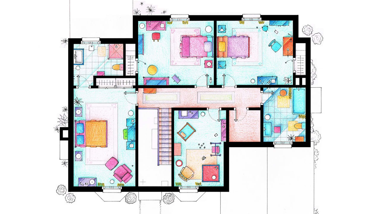 An Interior Designer Explains The Unlikely Apartments Of ...