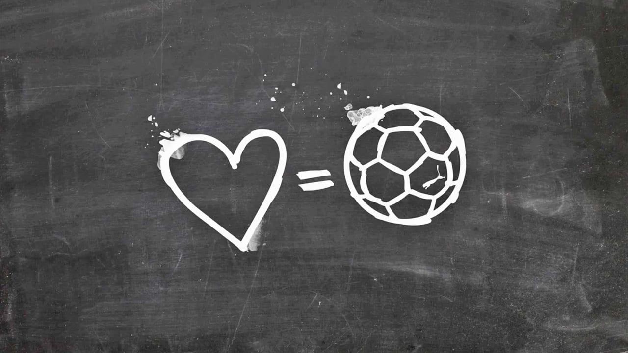 puma love football