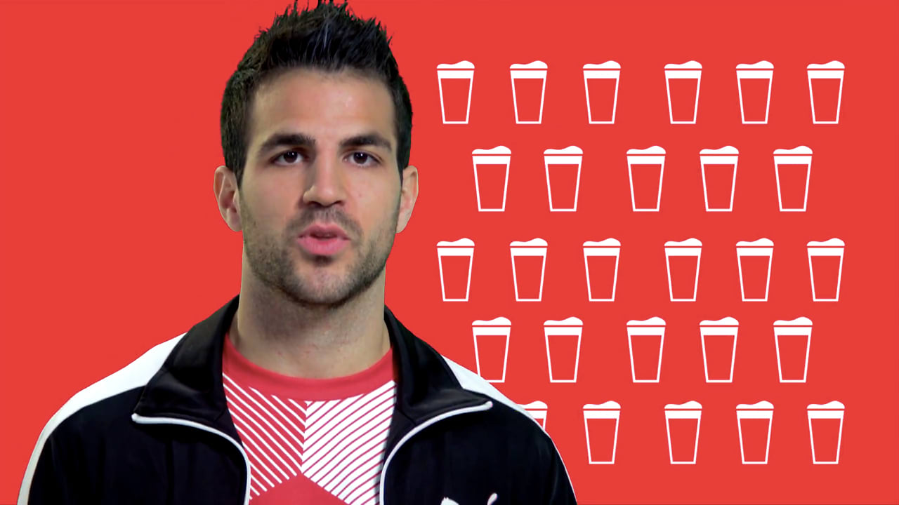 Puma Offers Free Beer To Victims Of FC Barcelona's Cesc Fàbregas