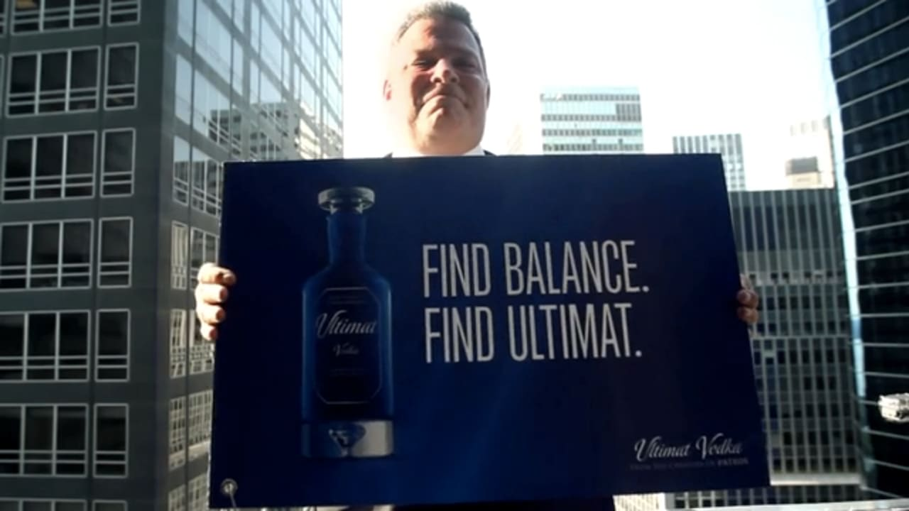 Ultimat Vodka Hits Overachievers Where They Live The Office