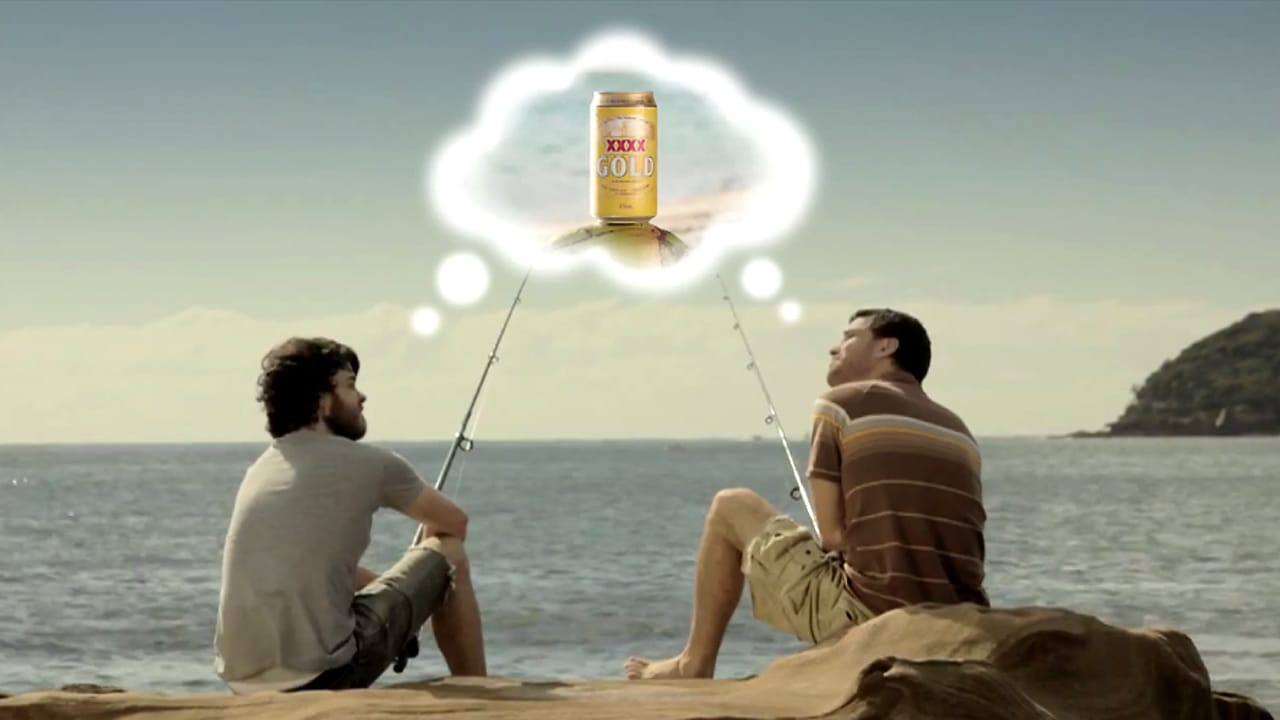 Australian Beer XXXX Sends Its Drinkers To A Private Island