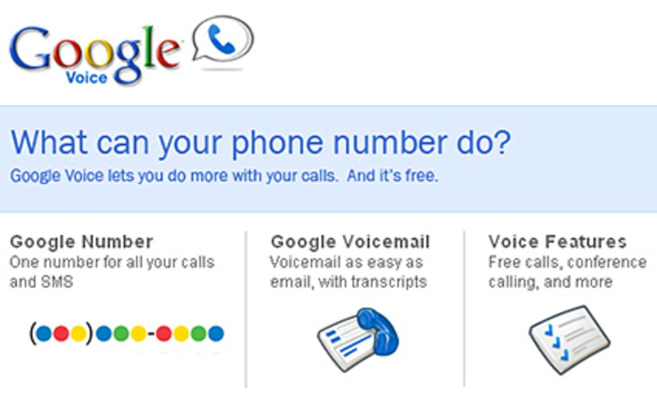 Five brilliant ways to use google voice m4hsunfo
