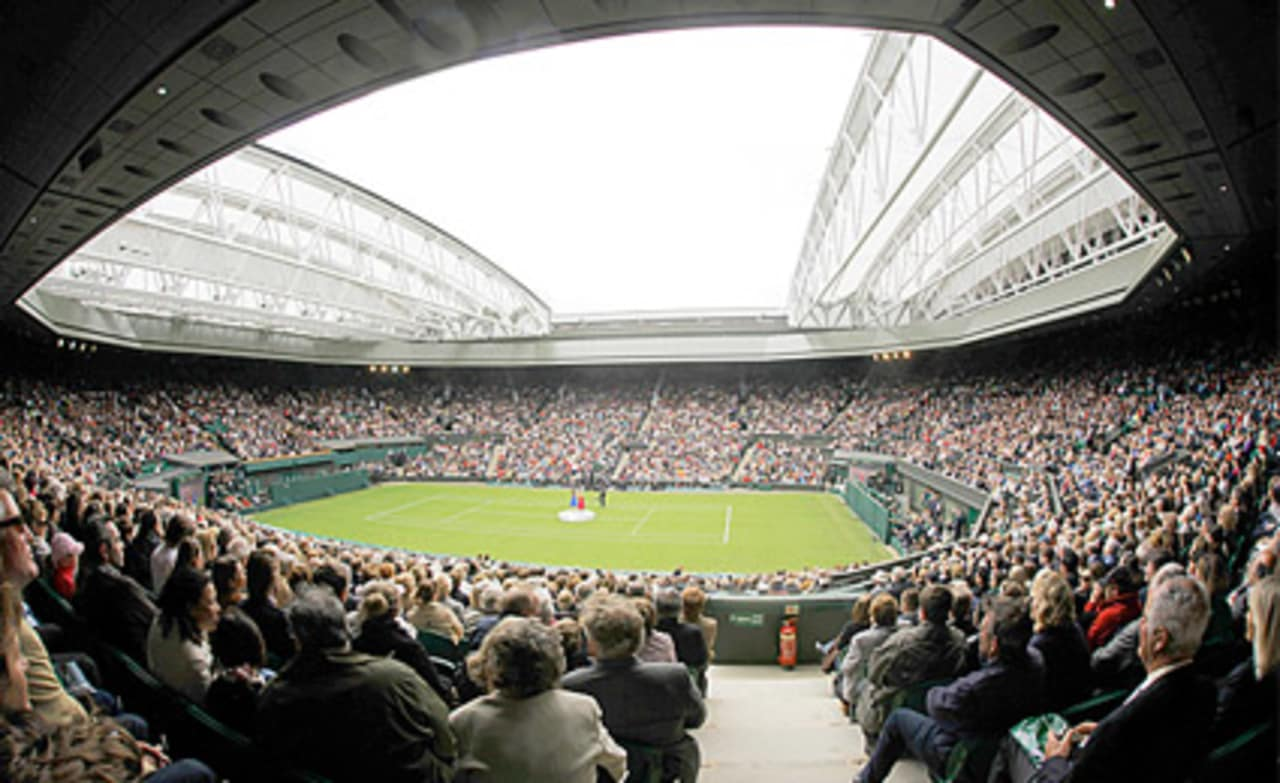 Why W L Gore S Retractable Roof Changes Wimbledon Forever