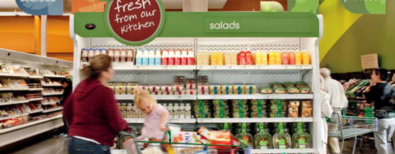 tesco fresh and easy Fresh food category management: leveraging strategic options  2  innovation on its own is highly visible and easy  tesco works closely with its fresh food.