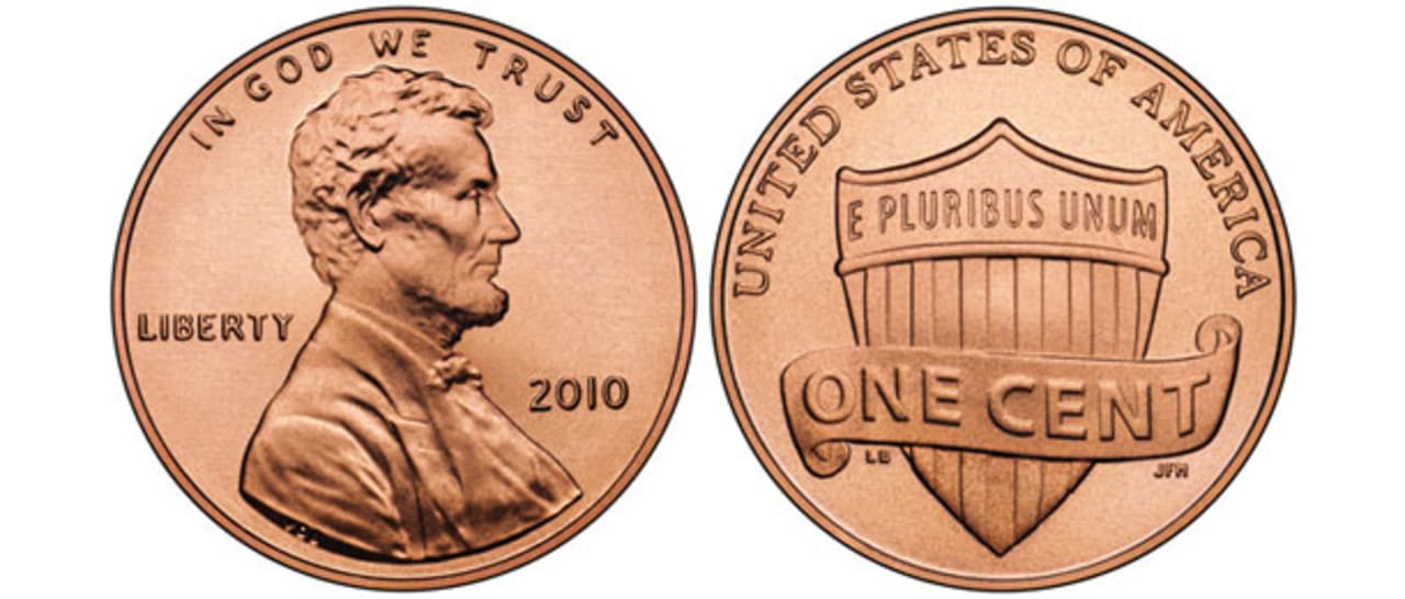 New Penny Designs Make No Cents
