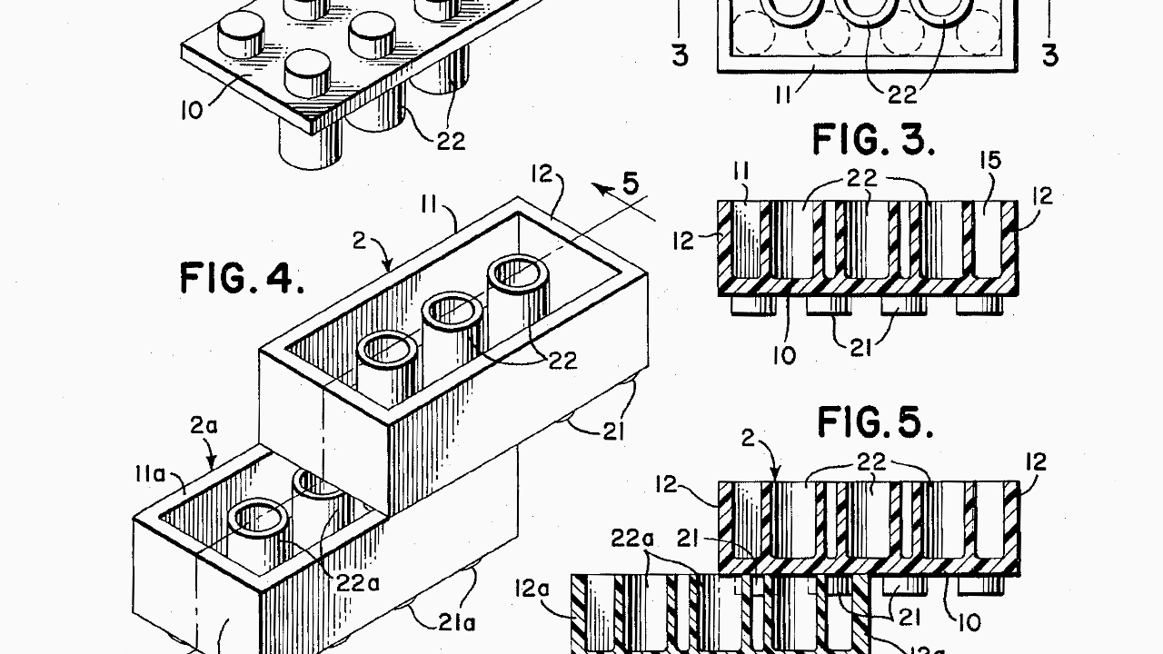 The unsung art of patent drawings for Patent specification template