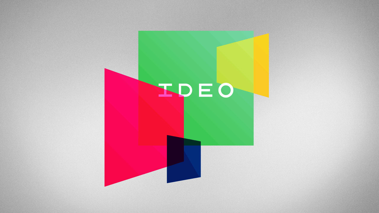 To create the future of brand identity ideo looks inward for Ideo company