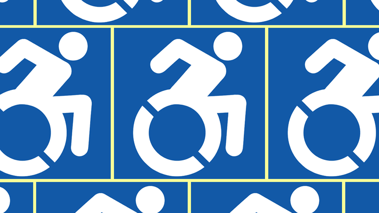 How a guerrilla art project gave birth to nycs new wheelchair symbol biocorpaavc