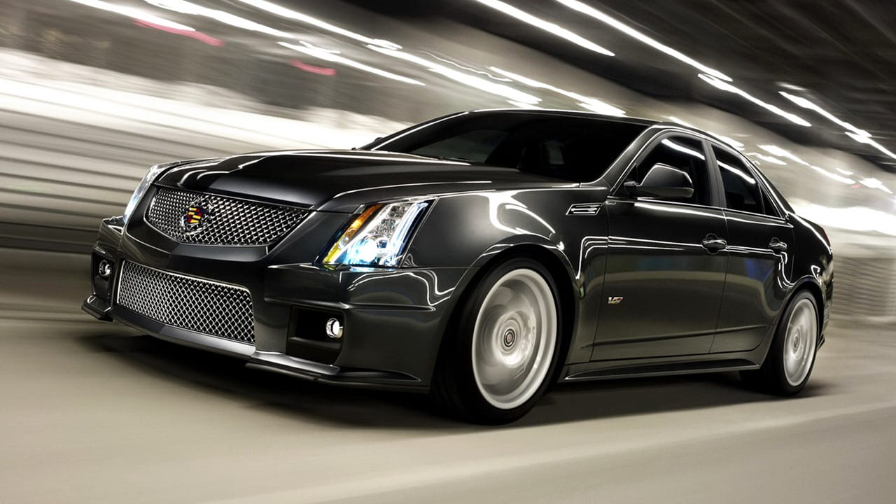 more cts new much cadillac is than a how priced or from