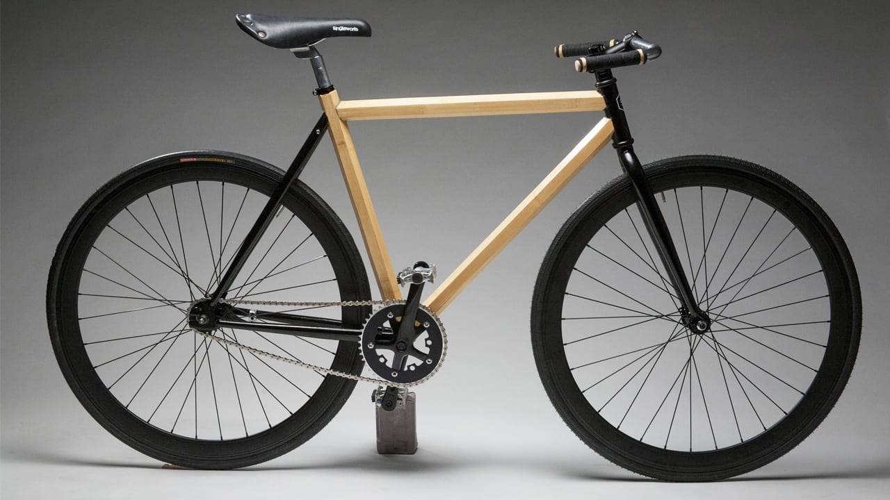 Kickstarting An Innovative Bamboo Bike Designed To Create Jobs In Al