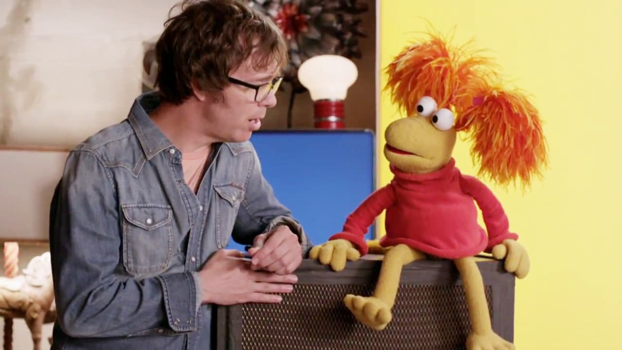 Fraggles Stumble Upon Silly Creatures' Music Ritual, Conducted By Ben Folds Five