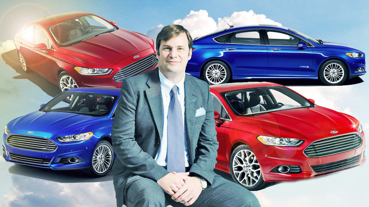 Ford's CMO On Building A Social And Product-Driven Brand