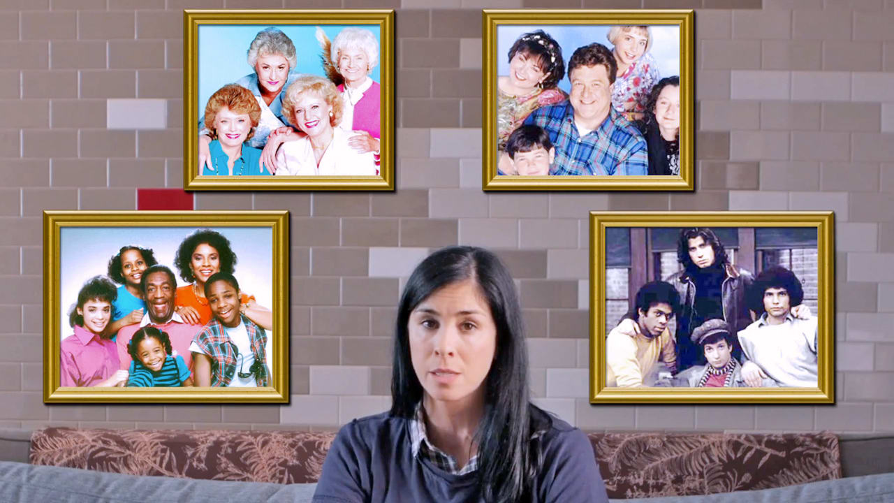 Sarah Silverman Is Back With A Message About Voter Supression