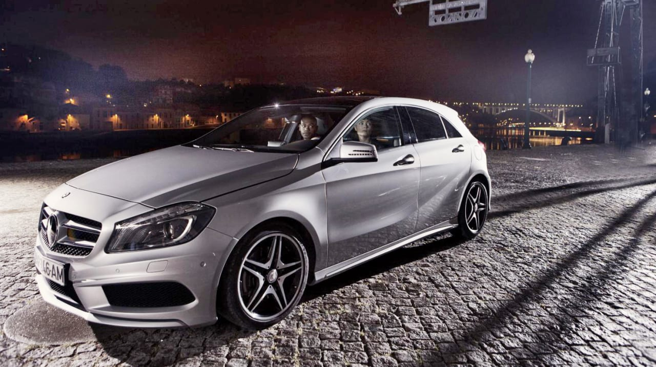 Mercedes-Benz Adds Twitter Control To Latest TV Campaign