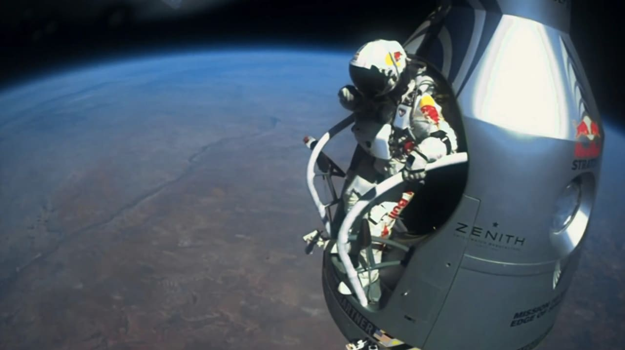 Red Bull Stratos Shatters Records–And Traditional Notions Of Marketing