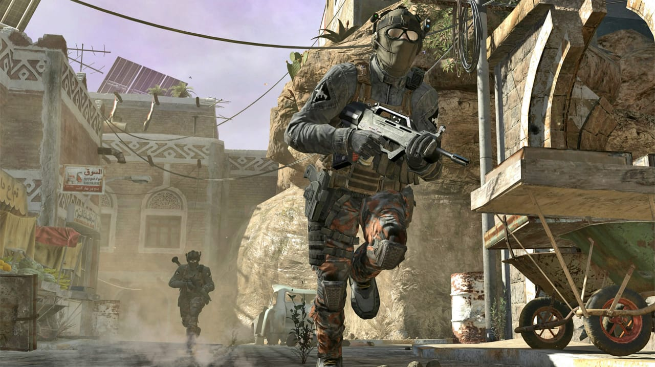 How Call Of Duty Black Ops 2 Predicts And Portrays The Near Future Of